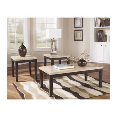 VanHausen 3 Piece Coffee Table Set