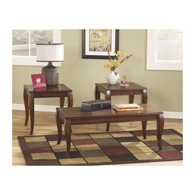 Corrie 3 Piece Coffee Table Set
