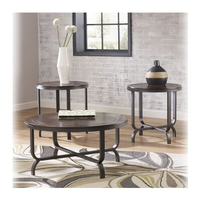 Cadence 3 Piece Coffee Table Set
