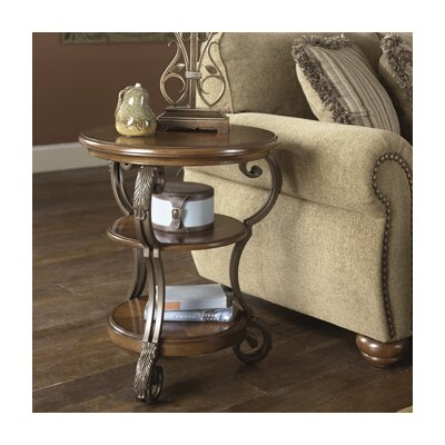 Curran Chairside Table