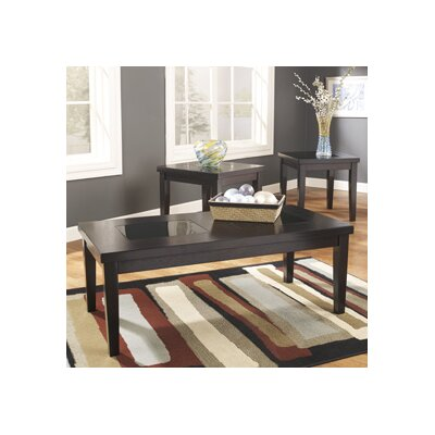 Denae 3 Piece Coffee Table Set