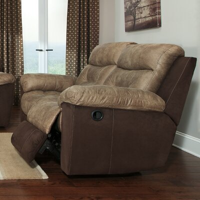 8390386 GNT6631 Signature Design by Ashley McLaurin Reclining Loveseat