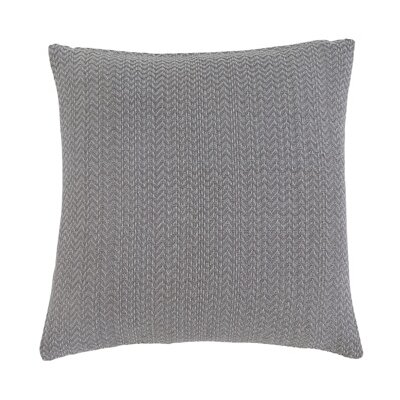 Cotton & Jute Throw Pillow