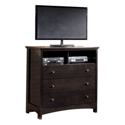 Menard 3 Drawer Media Chest