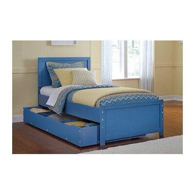 Bronilly Panel Bed