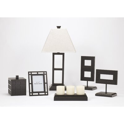 5 Piece Box Decor Set