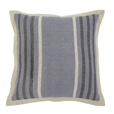 Bryes Striped Throw Pillow