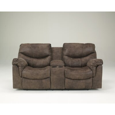 7140096 GNT3046 Signature Design by Ashley Lilly Reclining Loveseat