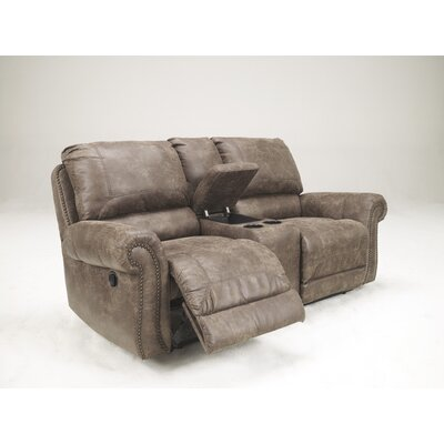 7410096 GNT3126 Signature Design by Ashley Evansville Reclining Loveseat