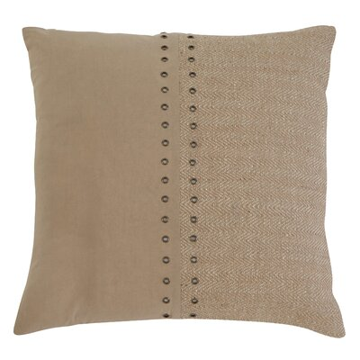 Textured Throw Pillow