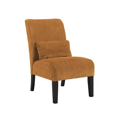 Slipper Chair Color: Orange