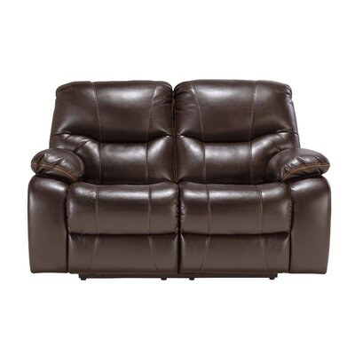 4790086 GNT7661 Signature Design by Ashley Pranas Reclining Loveseat