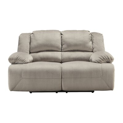 Tolette Reclining Loveseat Type: Manual