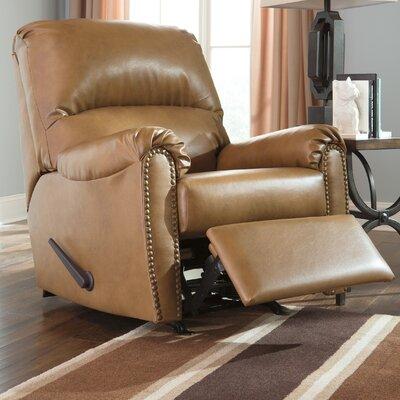 Alper Rocker Recliner Upholstery: Almond
