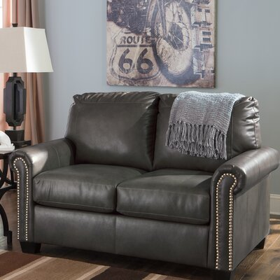 3800137 GNT7481 Signature Design by Ashley Lottie DuraBlend Twin Sleeper Sofa