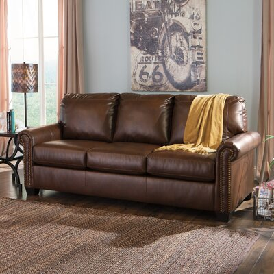Alper Sleeper Sofa Upholstery: Chocolate