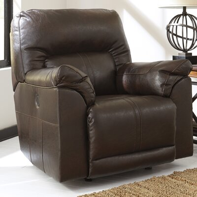 Barrettsville DuraBlend Rocker Recliner Type: Manual
