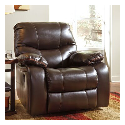 Pranas Rocker Recliner Type: Manual