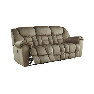 3660187 GNT8256 Signature Design by Ashley Reclining Sofa