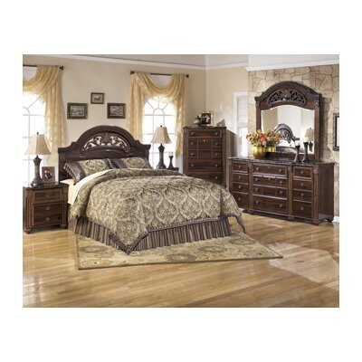 Gabriela Panel Customizable Bedroom Set
