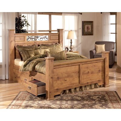Loan for furniture Atlee Panel Bed...