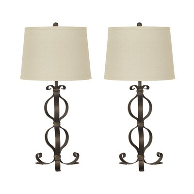 Simeron 28.5 Table Lamp Set
