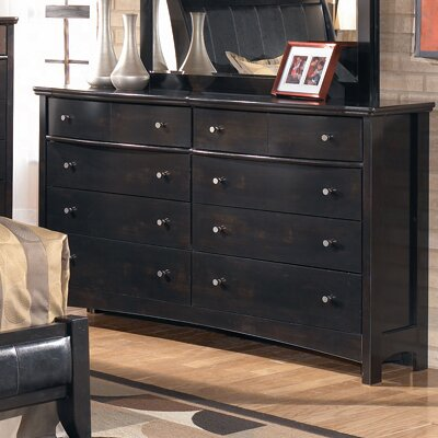 Menard 8 Drawer Double Dresser
