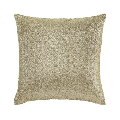 Bowker Throw Pillow Color: Gold