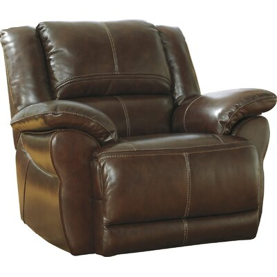 Mahoney Swivel Rocker Recliner Type: Power