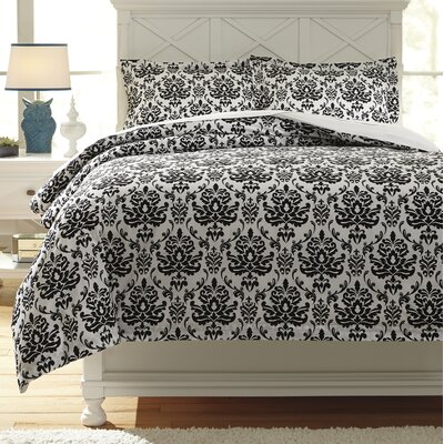 Alano Duvet Cover Set Size: Twin