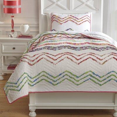 Lacentera Quilt Set Size: Full