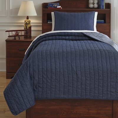 Capella Quilt Cover Set Size: Twin