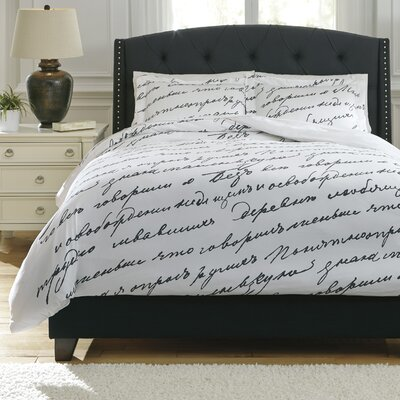 Amantipoint 3 Piece Duvet Cover Set Size: King
