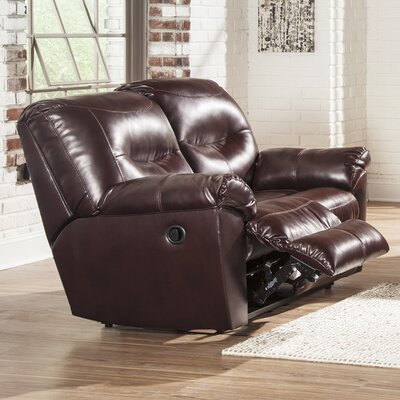8470286 GNT9401 Signature Design by Ashley Reclining Loveseat