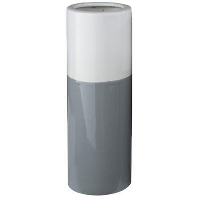 Dalal Vase Color: Gray
