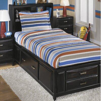 Fisher Stripe Comforter Set Size: Full