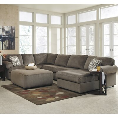 Charlton Home CHLH2183 Brewster Sectional