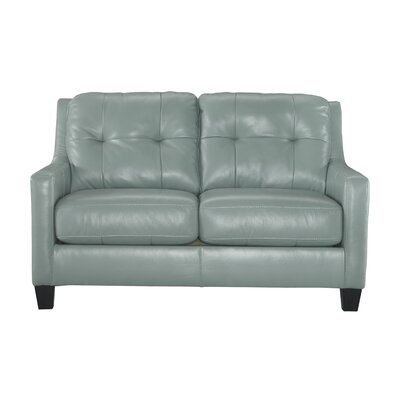 Signature Design by Ashley 5910335 O'Kean Leather Loveseat