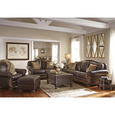 Signature Design by Ashley 6460538 Mellwood Living Room Collection