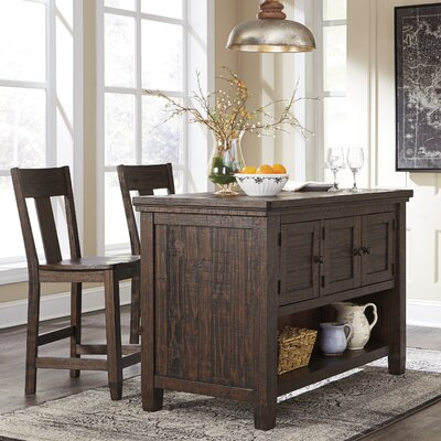 Trudell Counter Height Dining Table