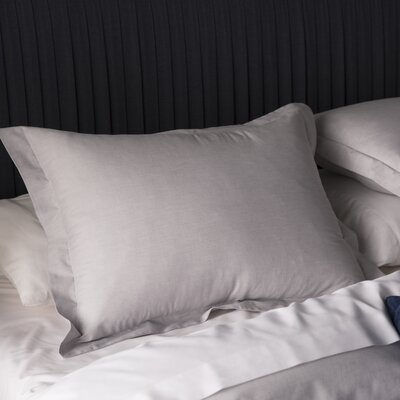 Bergden 3 Piece Duvet Cover Set Size: King, Color: Light Gray