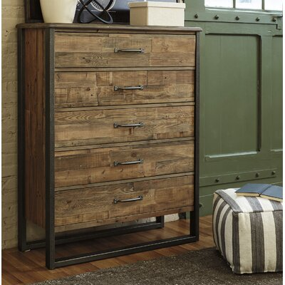 Sommerfeld 5 Drawer Chest