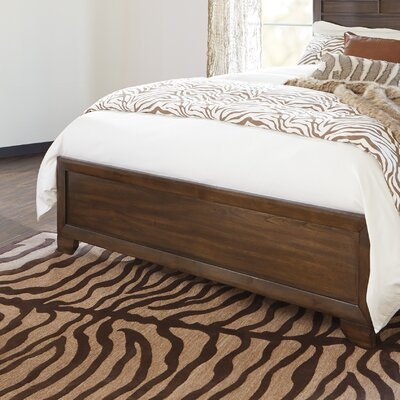 Mydarosa Panel Footboard Size: Queen