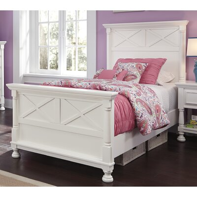 Jeffersonville Panel Bed