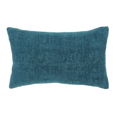 Whitford Lumbar Pillow Color: Turquoise