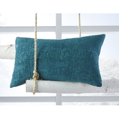 Kalista Lumbar Pillow Color: Turquoise