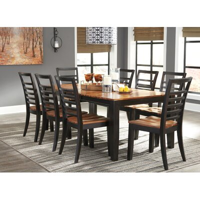 Anesicia 9 Piece Dining Set