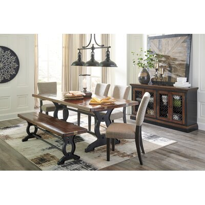 Teesha 6 Piece Dining Set