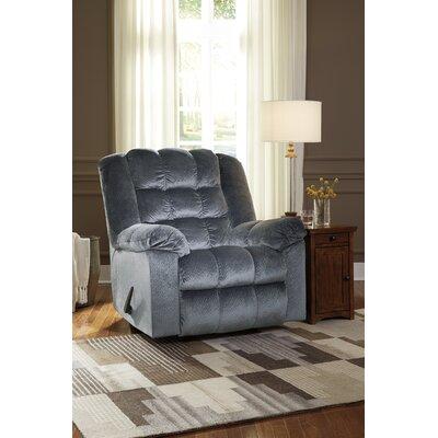 Berinda Rocker Recliner Upholstery: Marine