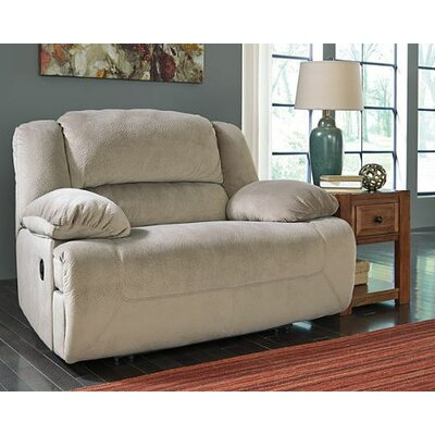 Tolette Wide Seat Recliner Type: Manual